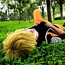 traje cosplay inspirado Naruto Shippuden Naruto Uzumaki