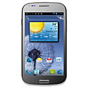 N710 MT6575 Android 4.0 de doble tarjeta 5.1Inch Touchescreen capacitiva del telfono celular (TV, WIFI, 3G, GPS)