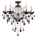 Moddern Crystal Chandelier with 6 Lights