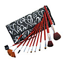 Color Shine-High Quality Persian Wool Brush Set(12pcs)