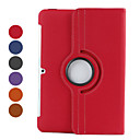 360 Degree Rotating Twill Case with Stand for Samsung Galaxy Tab2 10.1 P5100/P5110