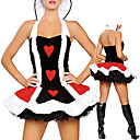 Regina di Cuori Sexy Halloween Dress Costume (2pezzi)