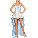 Sexy Femmes Sexy Prestige Adult Halloween Costume Princess Dress (2Pieces)