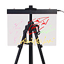 Multi-color LED Lighted Writable Menu Board / Message Board Marker Included (28 Light Modes / Easel not Included)