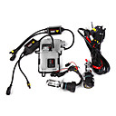 H4 Xenon HID Kit 12V 35W, lampe flexible (CYS03)