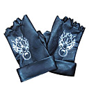 Cosplay Gloves Inspired by Final Fantasy Cloud Wolf's Head