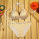 Lady Sexy Wireless Leopard Bikini Bra Set