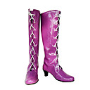 cosplay Stiefel von sailor moon tomoe hotaru purple inspiriert