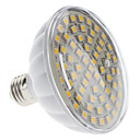 E27 13W 65x5050 SMD 1200-3000-1300lm 3500K Warm White Spot Light Bulb LED (220V)