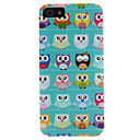 Cartoon Birds Pattern High Quality Hard Case for iPhone 5