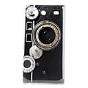 Camera Pattern Hard Case for Samsung Galaxy S Advance I9070