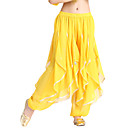 Ballroom Dancewear Chiffon Belly Dance Bottom For Ladies More Colors