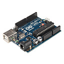 AutoM Arduino UNO R3 Udviklings Board 2012 Ny Version & gratis USB kabel