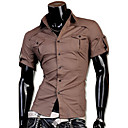 Men's Short Sleeves Shirt