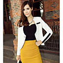 Women's Casual Slim Short Blazer
