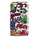 Graffiti Pattern Hard Case for Samsung Galaxy S Advance I9070