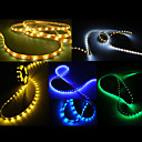 Preuve de l'eau 5M LED Strip avec 150 LED (Vert / Bleu / Jaune)
