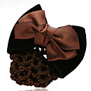 Women's Mesh Bowknot Spring Hair Clip(11*8.2cm)