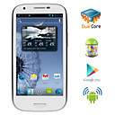 triton - android 4,1 smartphones CPU dual core com 4,6 polegadas touchscreen capacitivo (dual sim, gps, 3g, wi-fi)