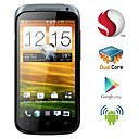 Android 4.0 Dual Core 1.4GHz Qualcomm Snapdragon 4,5 polegadas QHD Celular Touchscreen