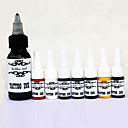 Top Quality Tattoo Ink Set 1 * 30 ml and7 * 5ml