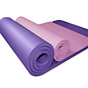 Eco-Friendly EPE extra grosso e longo antiderrapante Yoga Pilates Mat (cores sortidas, 183 centímetros, 15mm)