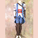 cosplay kostuum geïnspireerd door Assassin's Creed III connor