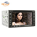 6.2 polegadas 2Din carro DVD Player com GPS, TV, jogos, Bluetooth