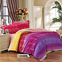 Fancy Dream Full / Queen 4-Piece Duvet Cover Set