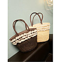 Lace base Woven Donna Tote