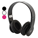 High-Quality Dynamic Stereo Mp3 Headphone With Mic, FM, LED Screen, Card Slot (B-63)