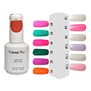 UV Gel Bunte Nail Art Nail Polish (15ml, 1 Flasche)