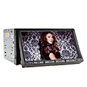 7 polegadas 2DIN carro dvd player (gps, ISDB-T, bluetooth, rds, ipod)