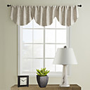 Classic Khaki Ascot Valance