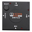 3 to 1 HDMI Switcher for PS3/Xbox360/PC