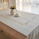 Polyester Cotton Blend Classic Floral Table Cloths