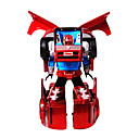 Transformer Chargeable Inteligence Robot (light sound and dance)