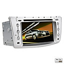 6.2 Inch Car DVD Player for Lotus L3 (Bluetooth,GPS,iPod,RDS,Steering Wheel Control)