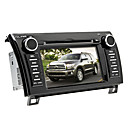 Coches reproductor de DVD para Toyota Sequoia (GPS, Bluetooth, iPod)