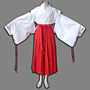 cosplay traje inspirado en inuyasha kikyo