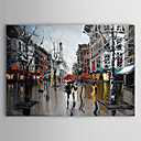 Hand Painted Oil Painting Landscape With Stretched Frame 1211-LS0086