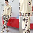 Women's Leopard Suit