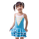 Dancewear Lovely Viscose Latin Dance Dress For Children