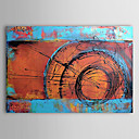 Hand Painted Oil Painting Abstract Circles 1303-AB0357