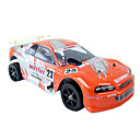 RC Sprint 1:10 4WD Nitro Gas Powered Racing Car Radio Remote Control Cars Toy On-Road