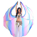 Performance Dancewear Colorful Tulle Belly Dance Veil