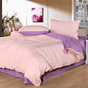 4PCS Gustave Double Face Cotton Duvet Cover Set