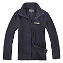 Men's Zipper Fleece Jacket (Hidden Pockets)