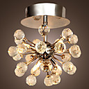 Lmpara Chandelier de Cristal con 6 Bombillas - NORTHALLERTON