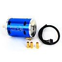 Fire Dragon 3 Chase 2 Poles 6.5T 4000KV 3650 3G2P Sensored Brushless Motor fr 1/10 1/12 RC Car